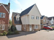 4 bedroom Detached house for sale in Dawes Lane...
