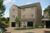 new home for sale in Jacobs Lane, Haworth...