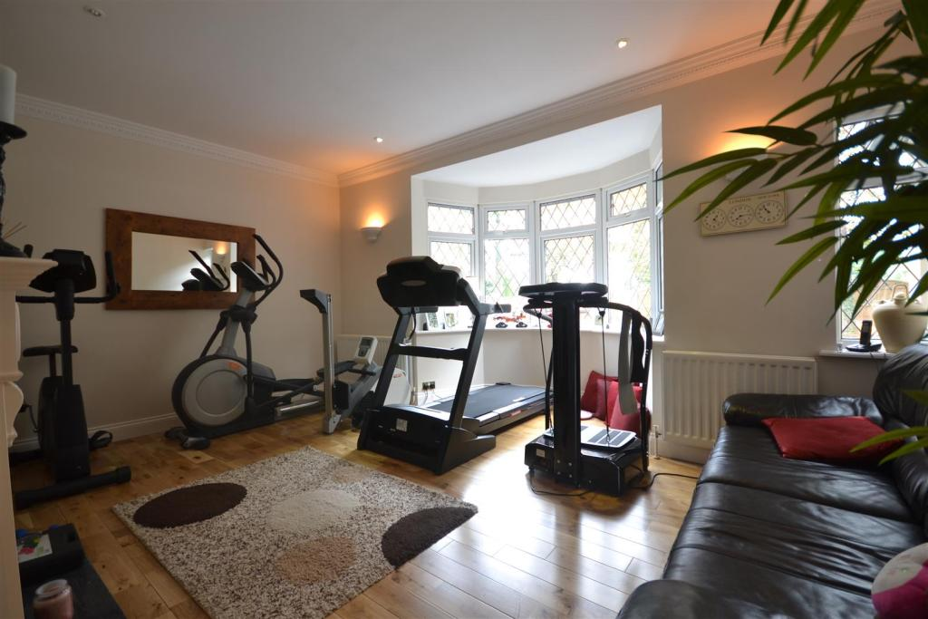 GYM/RECEPTION ROOM