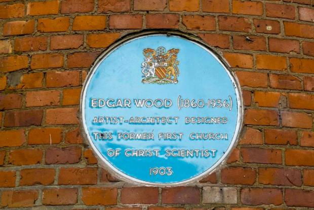 Edgar Wood Building