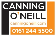 Canning O'Neill, Manchesterbranch details