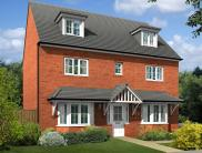 5 bedroom new house for sale in Main Road, Longfield...