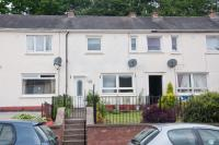 Terraced home for sale in Gean Road, Alloa, FK10