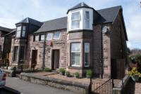 semi detached property in Balfour Street, Alloa...
