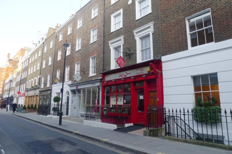 Studio Flat To Rent In New Quebec Street Marble Arch