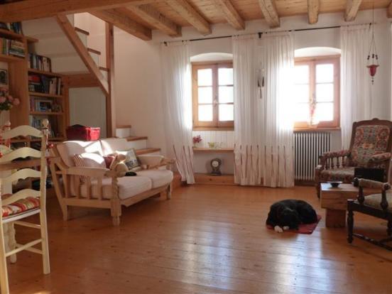 summer sitting room