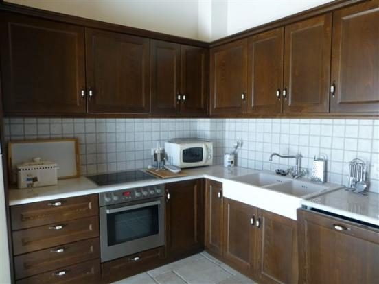 the second kitchen