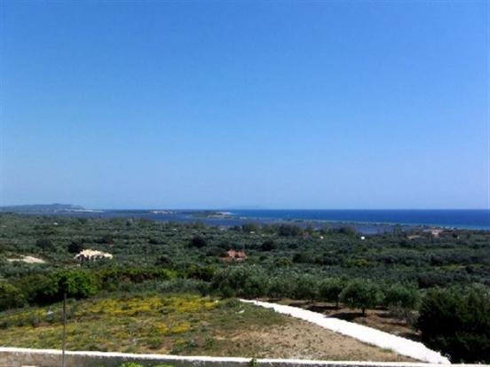 view from villa