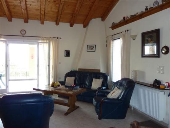 Living room villa no.1