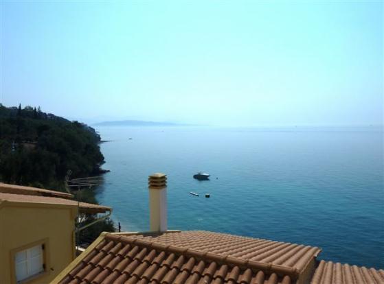 view from the upper maisonette