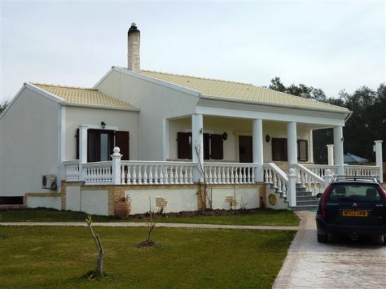 House from garden