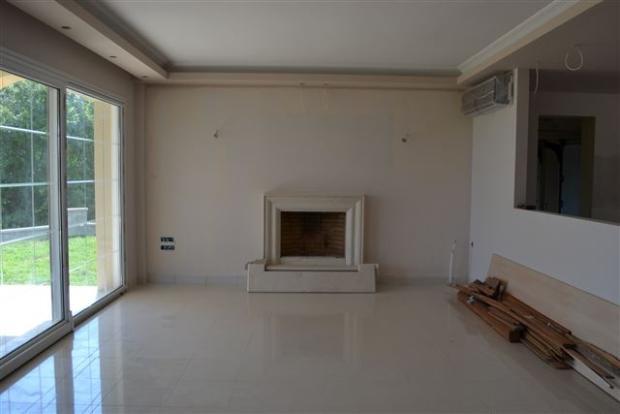 living room in one villa