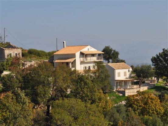 The Estate from the opposite hillside
