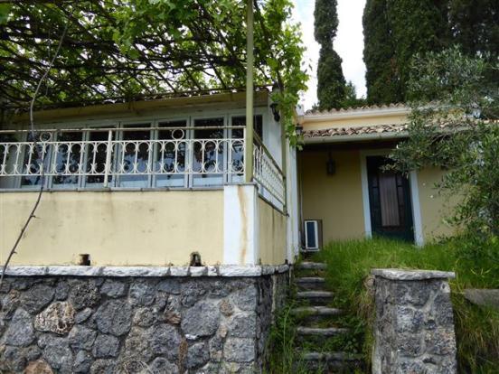 the first villa