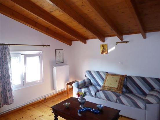 interior view of upstairs