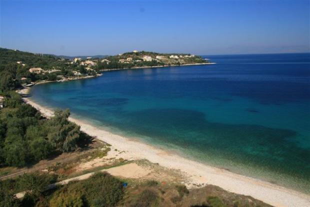 Beach nearest to the villa