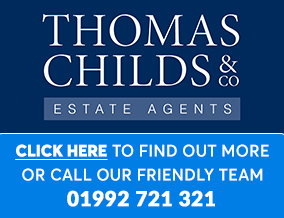 Get brand editions for Thomas Childs & Co, Hertford