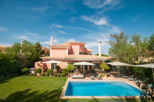 5 bedroom Detached Villa in Algarve, Quinta Do Lago