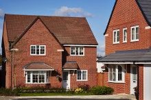 Barratt Homes, The Orchards