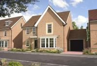 4 bed new property for sale in Furnace Drive, Crawley...
