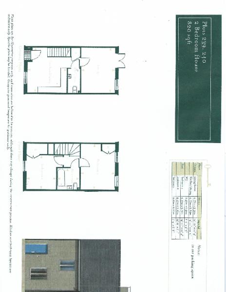 Plot 239 floorplan