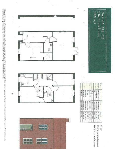Plot 235 floorplan