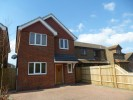 Detached home to rent in b St Katherines Lane...