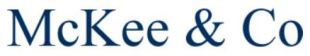 McKee & Co, Londonbranch details