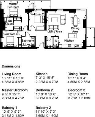 Internal Floorplan