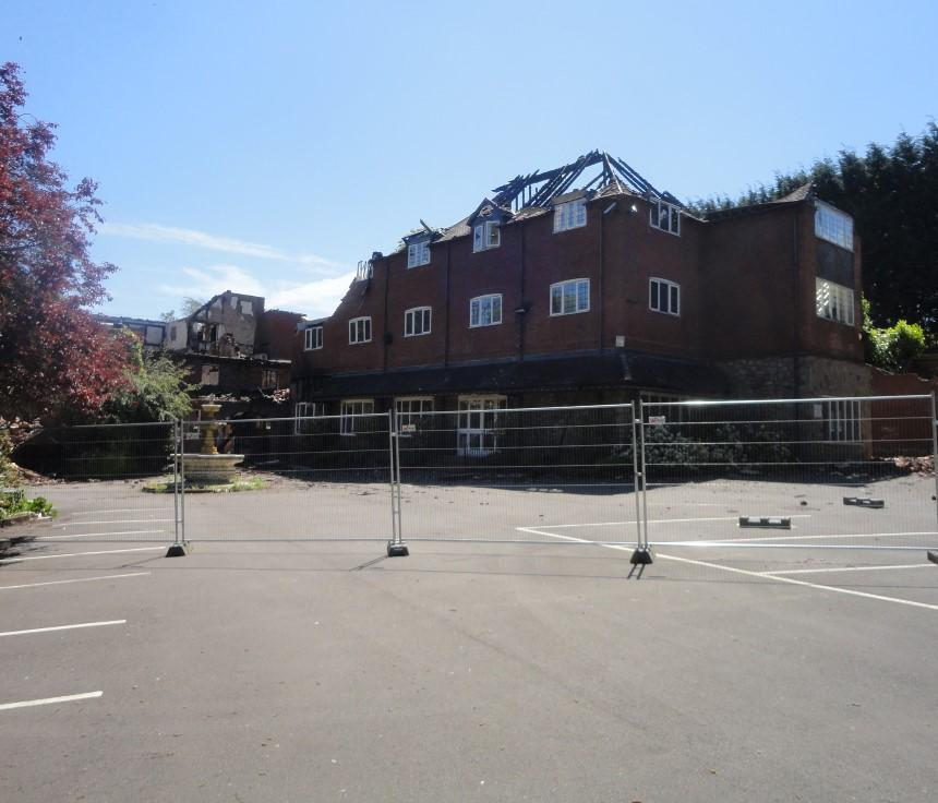 Hotel for sale in the former mill hotel alveley near for Former hotel for sale
