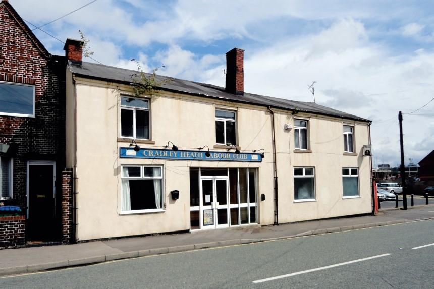Commercial Property For Sale In Cradley Heath Labour Club
