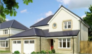 Kingswell by Bett Homes Scotland, Off Lundies Walk, Auchterarder 