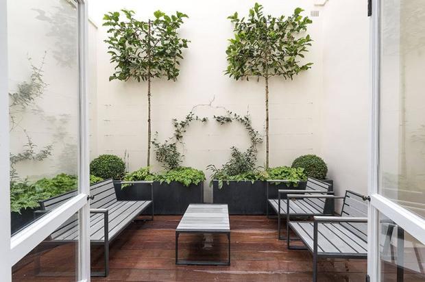 Patio Garden Sw1