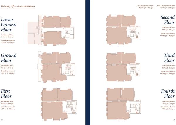 Floorplan Existing