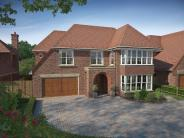 6 bed new home for sale in Valley Road...
