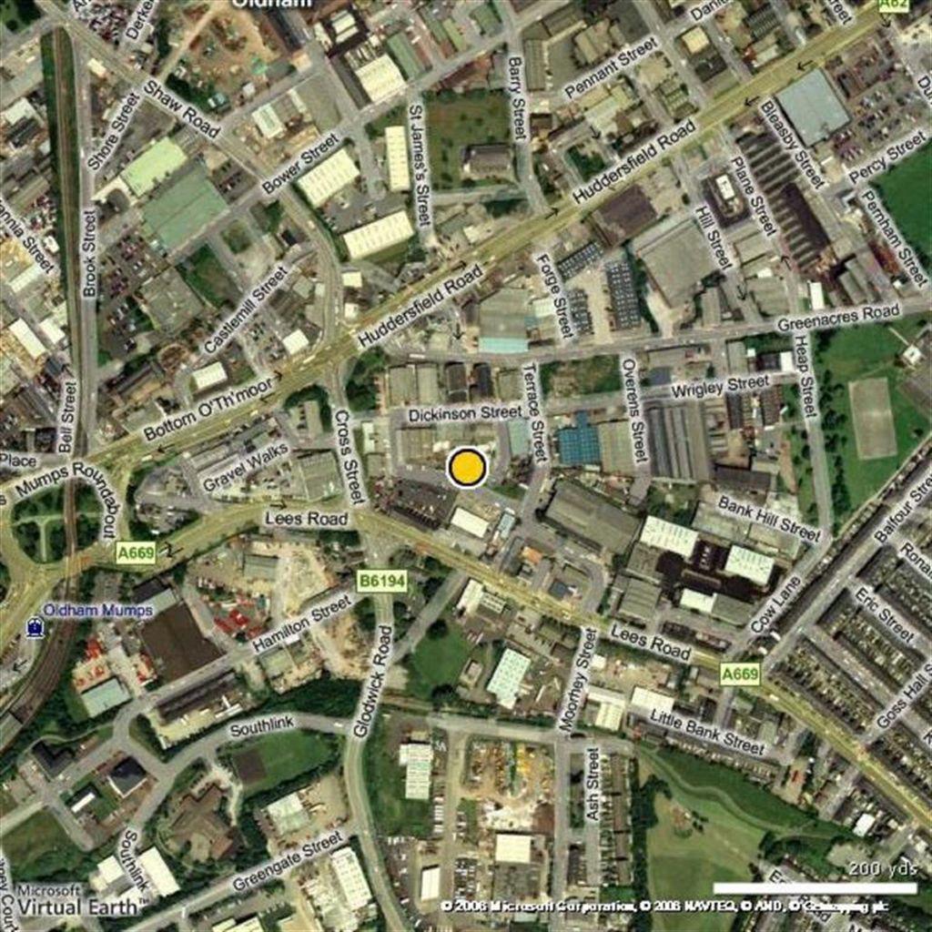 Light Industrial To Rent In Dickinson Street, Oldham, OL4
