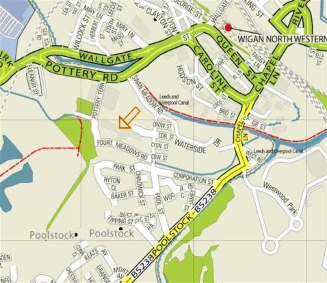 <b> Location Plan