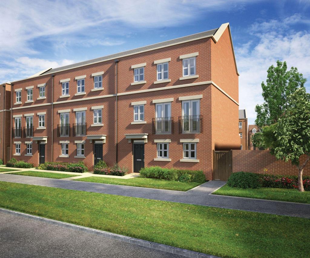 5 bedroom terraced house for sale in boundary road newbury rg14 5rr rg14