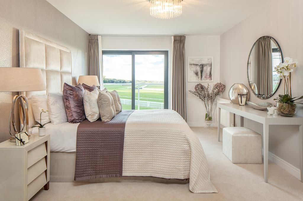 bed at Newbury