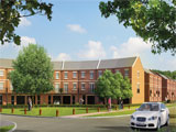 David Wilson Homes, The Racecourse Newbury