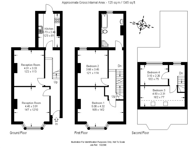 London townhouse small loft conversion joy studio design for Victorian townhouse plans