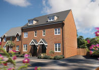 3 bedroom new home for sale in Downham Road, Runwell...