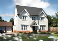4 bed new house for sale in Downham Road, Runwell...