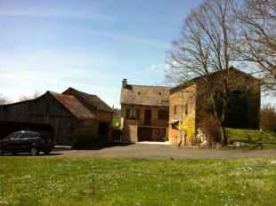 Barn Conversion for sale in Midi-Pyrénées, Aveyron, Baraqueville