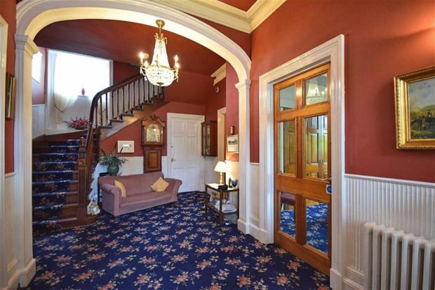 Impressive Hallway