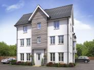 3 bedroom new property in Old Rydon Ley, Exeter...