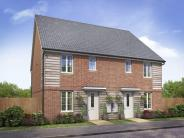 3 bed new property for sale in Old Rydon Ley, Exeter...