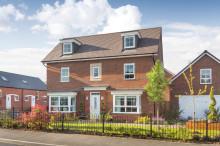 Barratt Homes, Gladstone Place