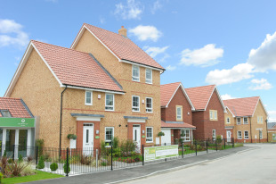 Aspire,Hull by Barratt Homes, Runnymede Lane,