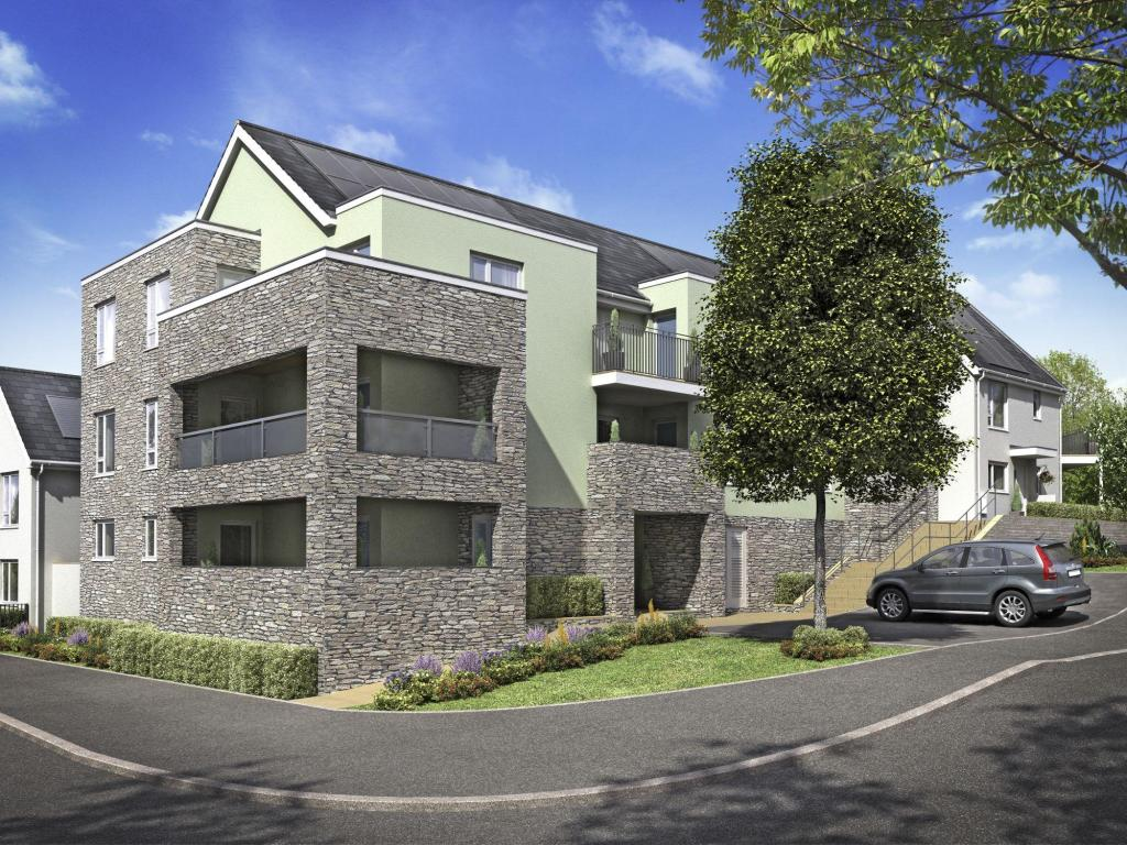 2 bedroom new apartment for sale in Plymouth